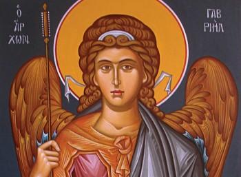 Ο Αρχάγγελος Γαβριήλ