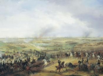 Πίνακας του Αλεξάντερ Ζάουερβαϊντ (1783-1844), Μουσείο Πούσκιν, Μόσχα.