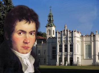 Ο Μπετόβεν, την περίοδο που έγραφε την «Απασιονάτα» στο παλάτι του κόμη Φραντς φον Μπρούνσβικ