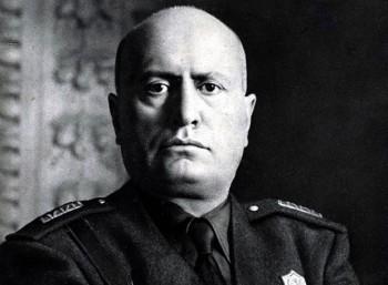 Μπενίτο Μουσολίνι (1883 – 1945)