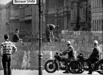 Η ανέγερση του Τείχους, 23 Αυγούστου 1961.