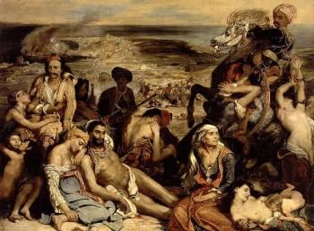Πίνακας του Ευγένιου Ντελακρουά