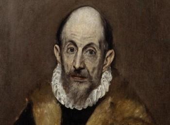 «Πορτραίτο άνδρα», θεωρούμενο ως αυτοπροσωπογραφία του Δομήνικου Θεοτοκόπουλου
