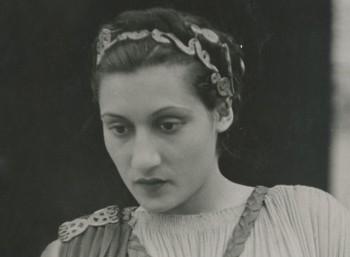 Η Έλσα Βεργή ως Μήδεια (1942)