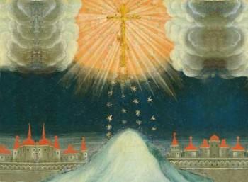Η εμφάνιση του Σταυρού στην Ιερουσαλήμ