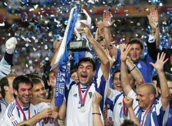 Η κατάκτηση του Euro 2004