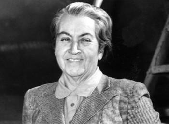 Γκαμπριέλα Μιστράλ (1889 – 1957)