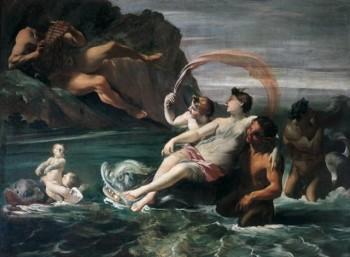 Πίνακας του Τζοβάνι Λανφράνκο