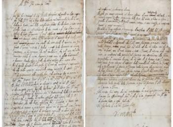 Ανακαλύφθηκε ιστορική χαμένη επιστολή του Γαλιλαίου
