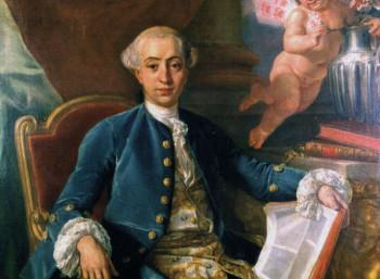 Τζιάκομο Καζανόβα (1725 – 1798)