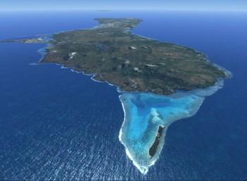 Η νήσος Γκουάμ (Guam)