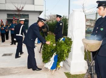 Ημέρα Μνήμης Πεσόντων Αστυνομικών