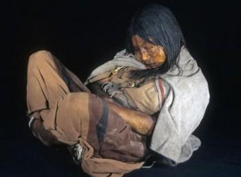 Οι Ίνκας έδιναν ναρκωτικά στα παιδιά τους πριν τα θυσιάσουν