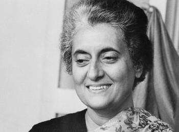 Ίντιρα Γκάντι (1917 – 1984)