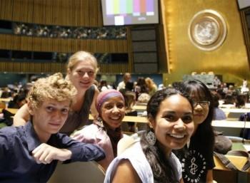 Παγκόσμια Ημέρα Νεολαίας