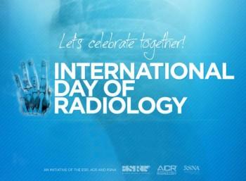 Διεθνής Ημέρα Ακτινολογίας