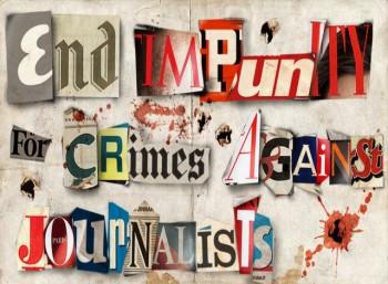 Διεθνής Ημέρα για τον Τερματισμό της Ατιμωρησίας για τα Εγκλήματα κατά των Δημοσιογράφων.