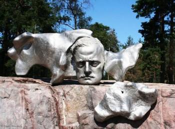 Μνημείο του Ζαν Σιμπέλιους στο Ελσίνκι
