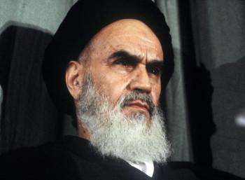 Αγιατολάχ Χομεϊνί  (1900 – 1989)