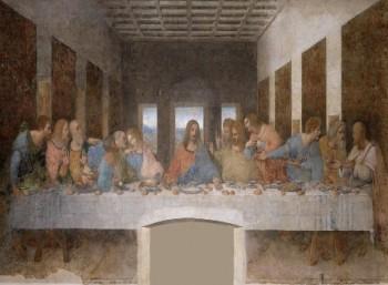 Ο Μυστικός Δείπνος (1495-1498)