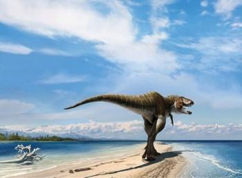 Αποκαλύφθηκε άγνωστο ως σήμερα γιγάντιο είδος δεινοσαύρου που κυριαρχούσε πριν τον T.rex