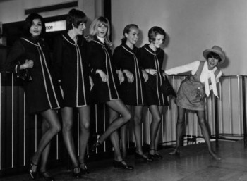 Η ιστορία της μίνι φούστας