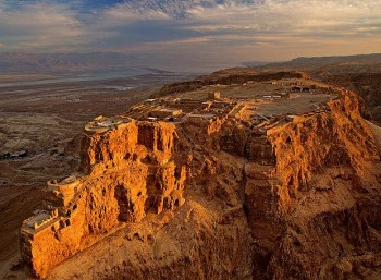 Του φρούριο της Μασάδα