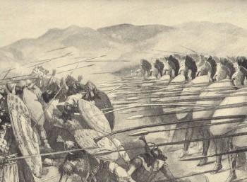 H μάχη των Πλαταιών