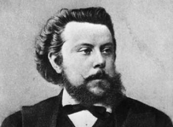 Μόδεστος Μουσόργκσκι