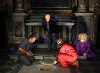 Ένας τάφος στη Φλωρεντία μπορεί να κρύβει απαντήσεις για τη Μόνα Λίζα