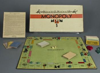 Η ιστορία της Monopoly