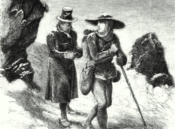 Η ανάβαση του Ζακ Μπαλμά και του Μισέλ Πακάρ στο Λευκό Όρος
