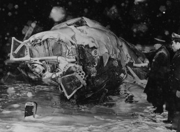Η αεροπορική τραγωδία του Μονάχου