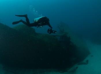 Βρέθηκε σκελετός στο Ναυάγιο των Αντικυθήρων