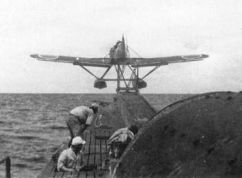 Ιαπωνικό υδροπλάνο Yokosuka E14Y