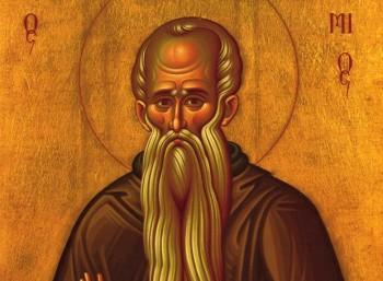 Όσιος Ευθύμιος ο Μέγας (377 – 473)