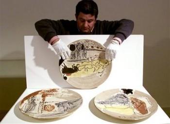 Μεγάλη δημοπρασία κεραμικών του Πικάσο από τον οίκο Sotheby\'s