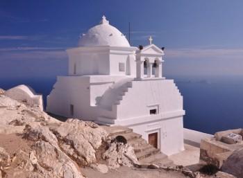 Ο ναός της Παναγίας της Καλαμιώτισσας