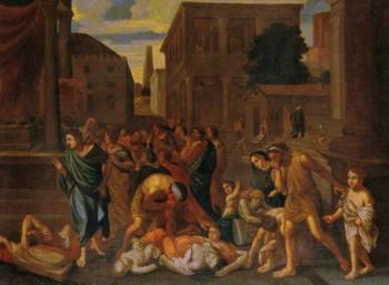 Φως στην πανούκλα της εποχής του Ιουστινιανού