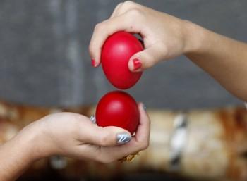Το έθιμο του Πασχαλινού Αβγού