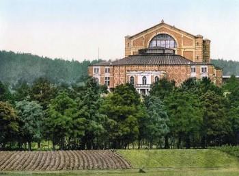 Το θέατρο του Μπαϊρόιτ