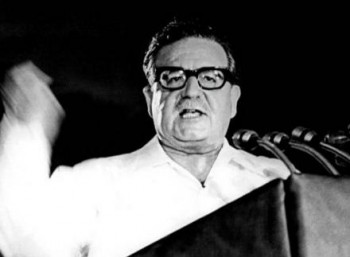 Σαλβαντόρ Αλιέντε (1908 – 1973)