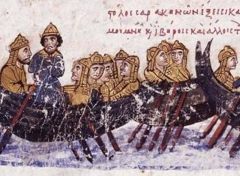 Οι σαρακινοί πειρατές πλέουν προς την Κρήτη