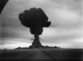 Η πρώτη πυρηνική δοκιμή της Σοβιετικής Ένωσης στο Σεμιπαλατίνσκ