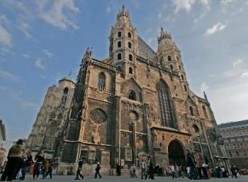 Ο καθεδρικός του Αγίου Στεφάνου