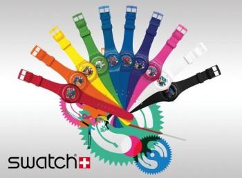 Η ιστορία της Swatch