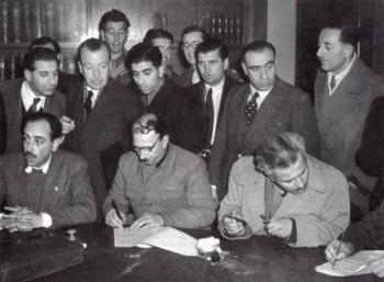 Η υπογραφή της Συμφωνίας