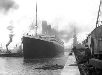 Σαν Σήμερα: 1912-Βυθίστηκε ο Τιτανικός στο παρθενικό του ταξίδι<p data-wpview-marker=