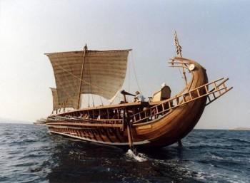 Επιστήμονες αναζητούν στα Πιέρια το ξύλο από το οποίο κατασκευάζονταν οι αρχαίες τριήρεις