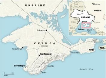 Η Ιστορία της Κριμαίας